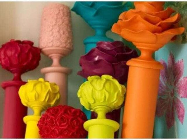 Colorful-Curtain-Rods